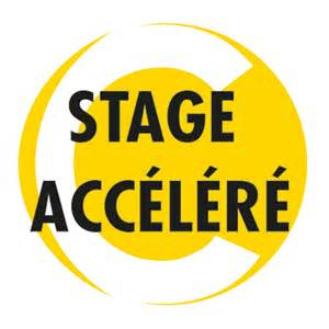stage acceleré